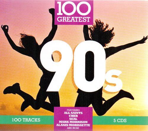 100 GREATEST 90S / 5CD /