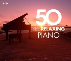 50 Best Relaxing Piano 3CD
