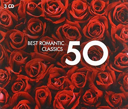 50 Best Romantic Classics 3CD