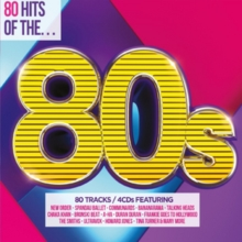 80 Hits of the 80 s - 4CD