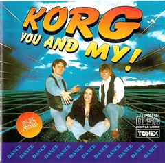 KORG - YOU AND MY !