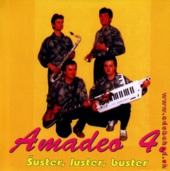 AMADEO 4 - Šuster,luster,buster