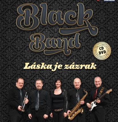 Black Band - Láska je zázrak 1CD+1DVD