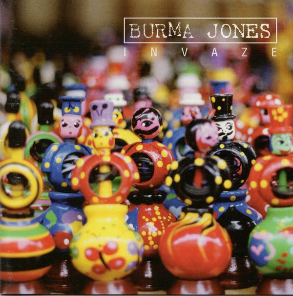 Burna Jones - Invaze