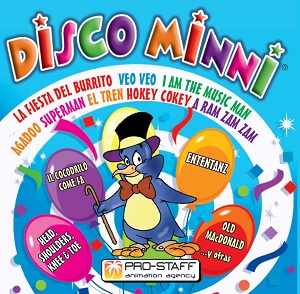 DISCO MINNI (PRO-STAFF ANIMATION AGENCY)