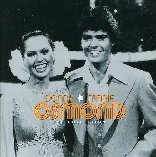 Donny Osmond & Marie - Collection