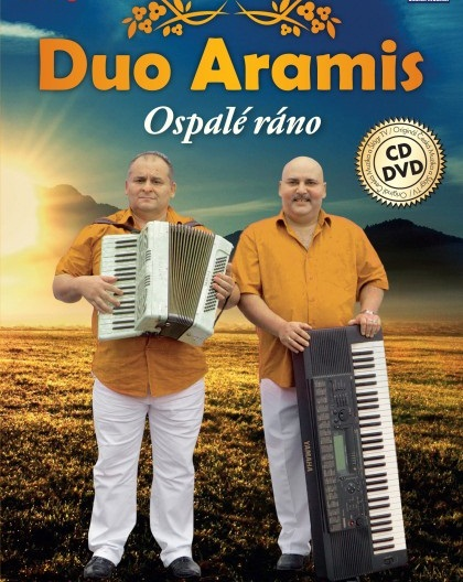 Duo Aramis - Ospalé ráno 1 CD + 1 DVD