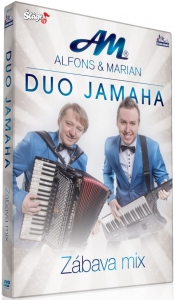 DUO JAMAHA - Zabava mix 1DVD