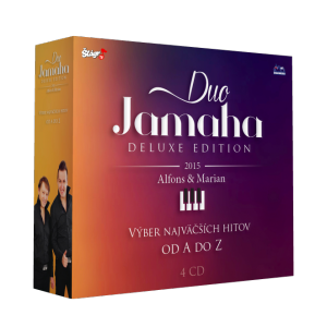 Duo Jamaha - DE LUXE 4CD