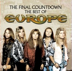 EUROPE - THE FINAL COUNTDOWN - THE BEST OF 2CD