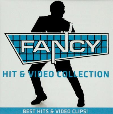 FANCY: HIT AND VIDEO COLLECTION [DVD] + [CD]