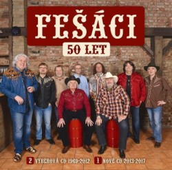 Fešáci - 50 let 3CD