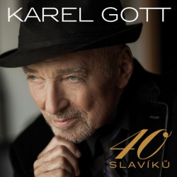 Karel Gott - 40 Slavíků - 2 CD