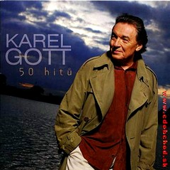 Karel Gott - 50 hitů 2CD