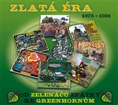 Greenhorns: Zlata Era 1975-1991 3-CD