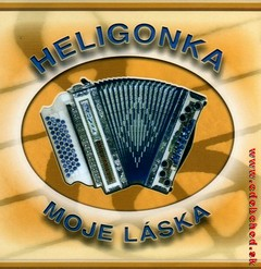HELIGONKA, MOJE LÁSKA 5-8 - 4 CD BOX