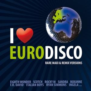I LOVE EURODISCO VOL.1