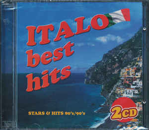 ITALO best hits - 2 CD