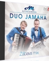 DUO JAMAHA - Zabava mix 1CD