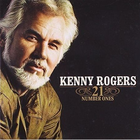 Kenny Rogers - 21 Number Ones (CD)