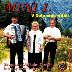MINI - V zelenom údolí CD