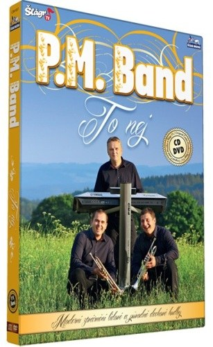 P.M. Band - To nej, CD+DVD