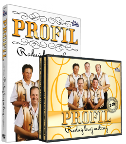PROFIL - KOMPLET (3cd+1dvd)
