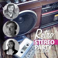 RETRO-STEREO PARTY 80.LETA 2CD