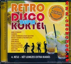 Retro Disco Cocktail 4 - 2CD