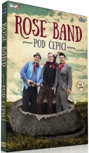 Rose Band - Pod čepicí CD+DVD