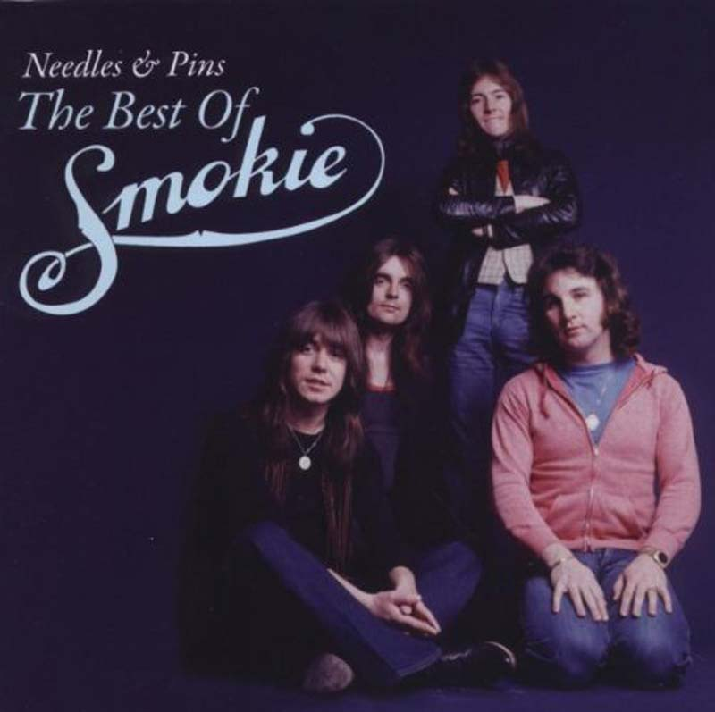 Smokie - Needles & Pins: The Best of Smokie 2CD
