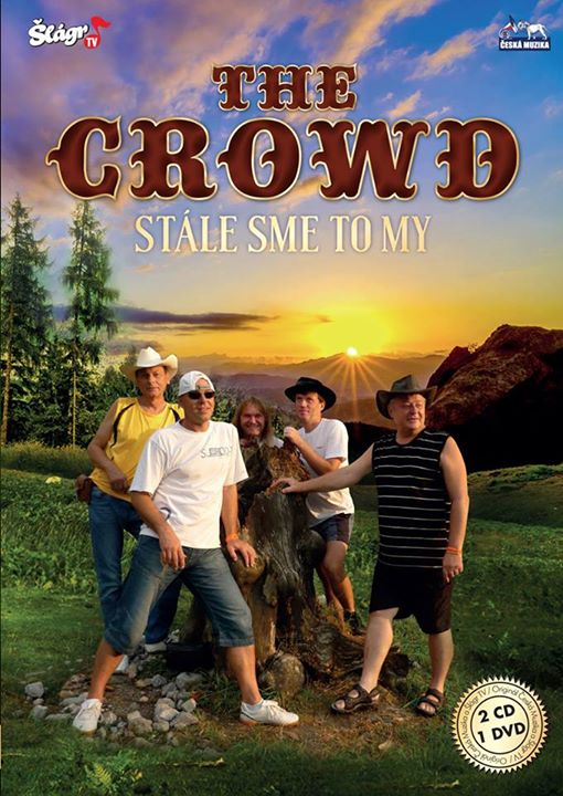 THE CROWD - Stále sme to my