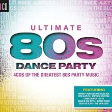 Ultimate… 80s Dance Party""