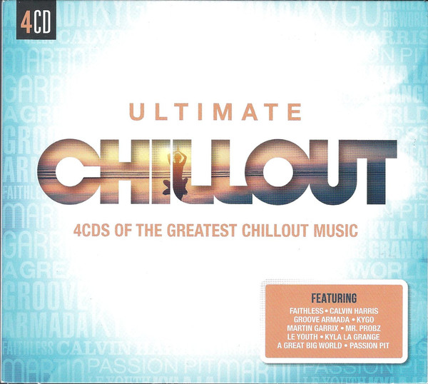 Ultimate Chillout 4CD