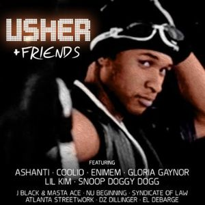 USHER AND FRIENDS-2CD