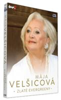 Maja Velšicova - Zlate evergreeny Cd+DVD