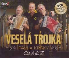 VESELA TROJKA OD A DO Z 3CD